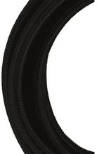Bailey stoffen kabel 2-aderig zwart 50m rol