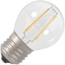 Kogellamp LED filament 1,8W (vervangt 20W) grote fitting E27