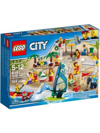 City 60153 Figursæt – sjov ved stranden - Proshop
