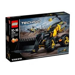 LEGO Technic Volvo konceptkøretøj - Gummiged ZEUX (42081) - wupti.com