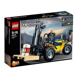 LEGO Technic Stor gaffeltruck (42079) - wupti.com