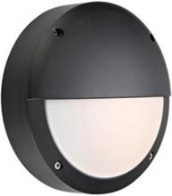 Hero fasadbelysning LED (Svart)