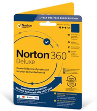 Norton Security Deluxe 2020 - 5 enheter