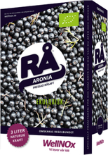 RÅ | Aronia - Ekologisk - Aroniabär i bag-in-box