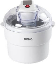 DOMO DO2309I Compact 1 liters glassproducent 1 till 6 personer