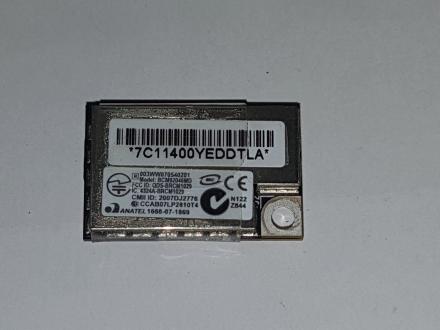 Apple Imac A1311 A1312 21,5 27 i Bluetooth kort Bcm92046md 922-9218...