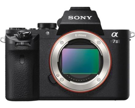 Sony Alpha A7 II (ILCE7M2B.CEC)