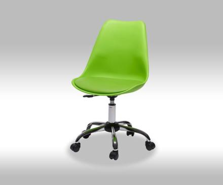 Fix kontorstol i grønn.