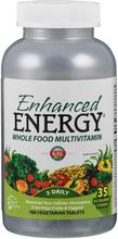 Enhanced Energy® Whole Food Multivitamin 180 St Tabletten