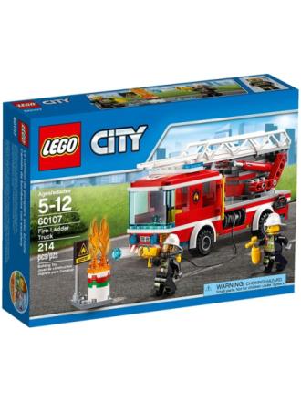 City 60107 Brandvæsnets stigevogn - Proshop