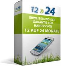 Erweiterung der Garantie für Mobilgeräte von 12 auf 24 Monate