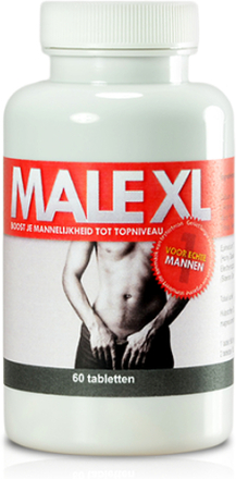 Male XL - Penis Förstorare 60 tabs