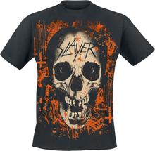 Slayer - Halloween -T-skjorte - svart