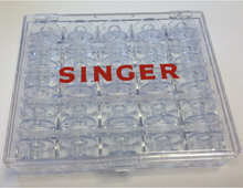 Singer Spolask med 25 spolar