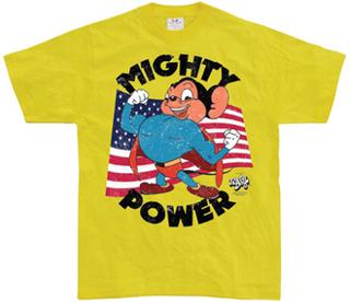 Mighty Power T-Shirt, Basic Tee