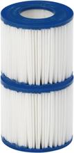Filter till filterpump - 2 st (mod: 029587)