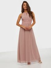 Vila Vimilina Halterneck Maxi Dress - No Maxiklänningar