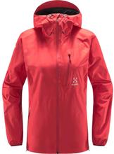 L.I.M W Jacket Punainen S