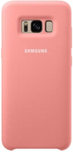 Samsung Silicone Cover Case for Samsung Galaxy S8+ - Rosa