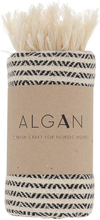 ALGAN Elmas-iki gæstehåndklæde - sort