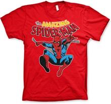 The Amazing Spiderman T-Shirt, Basic Tee