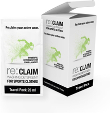 Re:claim Washing Detergent Travel Pack Tvätt & Impregnering OneSize