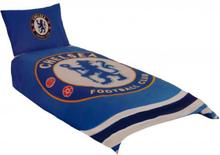 Chelsea fc påslakanset med klubbmärke
