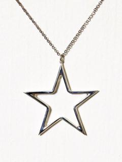 Blue Billie Big Star Charm