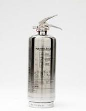"Brandsläckare 2kg pulver (""rostfri"" krom)"