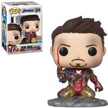 PX Previews Marvel Iron-Man I am Iron-Man EXC Pop! Vinylfigur