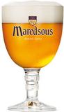 Maredsous ölglas 33 cl