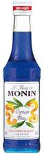 Monin Blue Curacao 25 cl