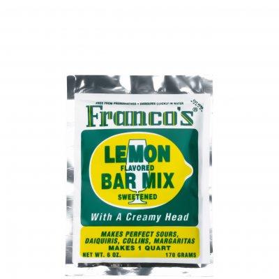 Francos Lemon Sweet & Sour Mix