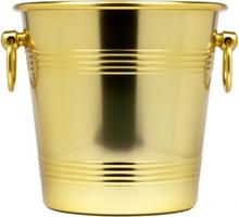 Vinkylare rings guldpläterad