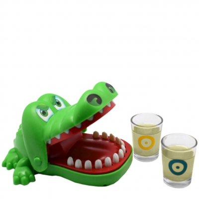 Drinking Luck Crocodile dryckesspel