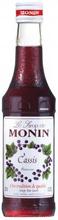 Monin Cassis 25 cl
