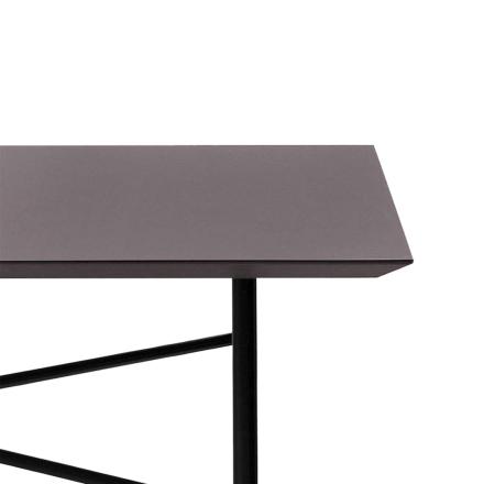 Ferm Living - Mingle Bordskive 65x135cm, Taupe