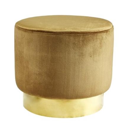 Jakobsdals Sittpuff Roma - Golden brown