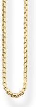 Kedja Venezia 1 mm Guld
