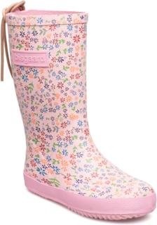 Rubber Boot Gummistøvler Rosa BISGAARD