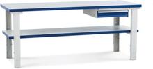 Verkstadbänk med bordslåda 2 1200*800 mm