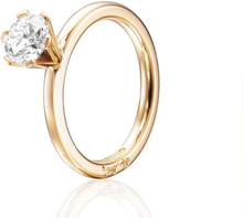 High On Love Ring 1.0 ct Gold