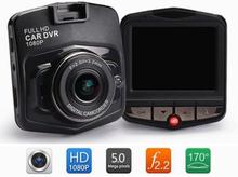 Bilkamera Foto / Video 1080P HD Car DVR & Full HD - Blå