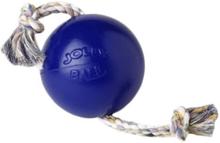 Jolly Pets Boll Romp-n-Roll 20 cm blå