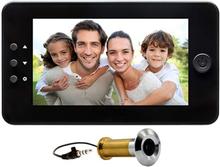 HAWELTECH HT-DM28R+ Elektronisk dørklokke / kikkert med optagelse!