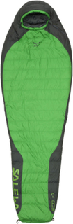 SALEWA Eco -1 Sleeping Bag eucalyptus left 2019 Dun soveposer