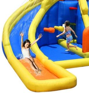 HappyHop - Hoppborg - Bouncy Mega Waterpark