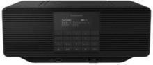 Bærbar DAB-radio -RX-D70BT - DAB portable radio - CD USB-host Bluetooth - Stereo - Svart