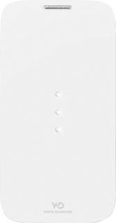White Diamonds Crystal Booklet Samsung Galaxy S4 White