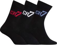 3-pack Boys Socks Black